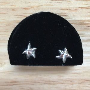 Jewelry - Starfish/Star Sterling Silver Earring Studs